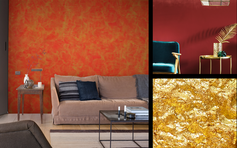 Go Bold with Gold